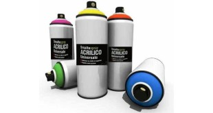 smalto acrilico spray
