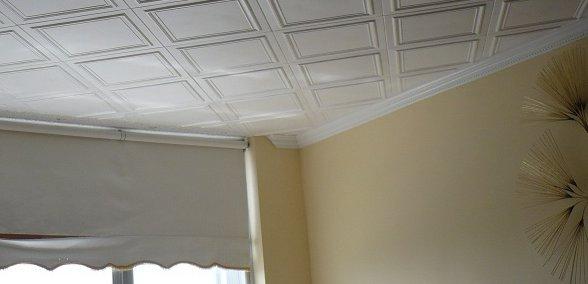 Pannelli per soffitti in polistirolo