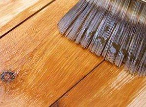 Finitura cerata per legno