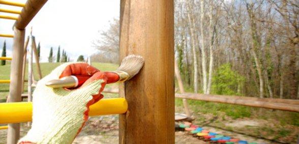 Impregnante per legno