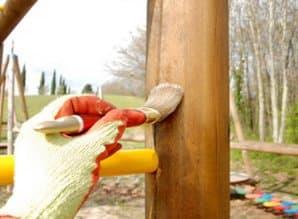 Come impregnare il legno
