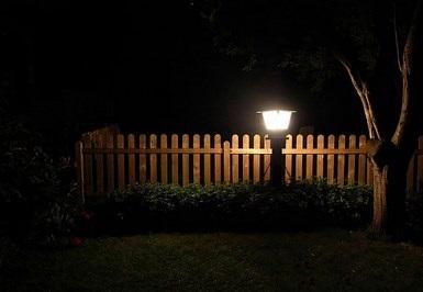 lampione giardino