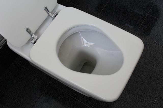 sturare il wc con la soda caustica