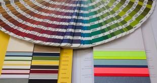 pantone per pareti colorate