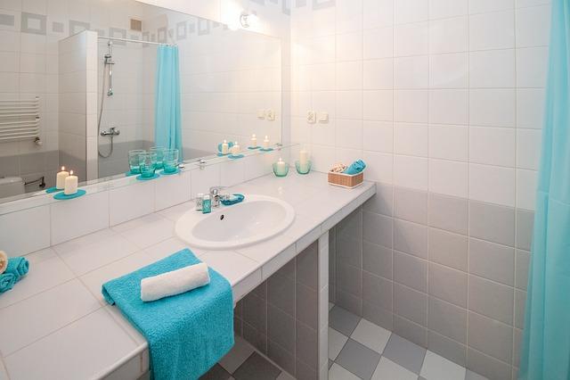 bagno e cromoterapia