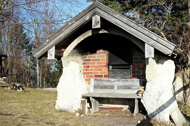 Come costruire un forno a legna fai da te da esterno - Costruire un giardino ...