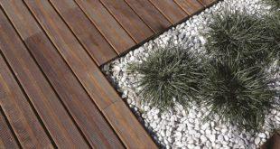 pavimento esterno in legno