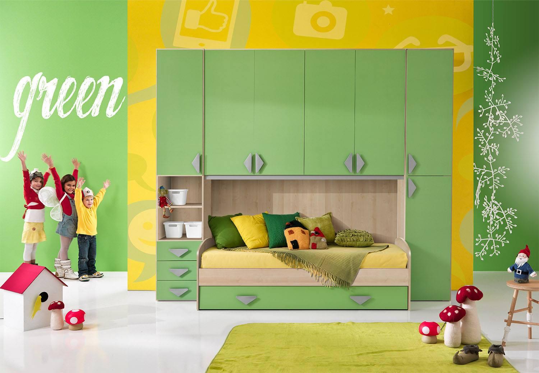 La scelta della cameretta perfetta anche i bambini devono contribuire - Cameretta bambini colore pareti ...