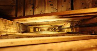 olio paglierino per legno