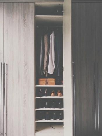 cabina armadio cartongesso