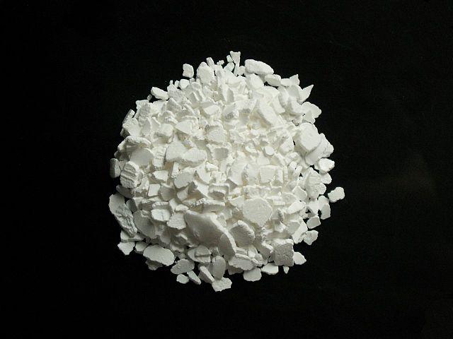 cloruro di calcio deumidificatore