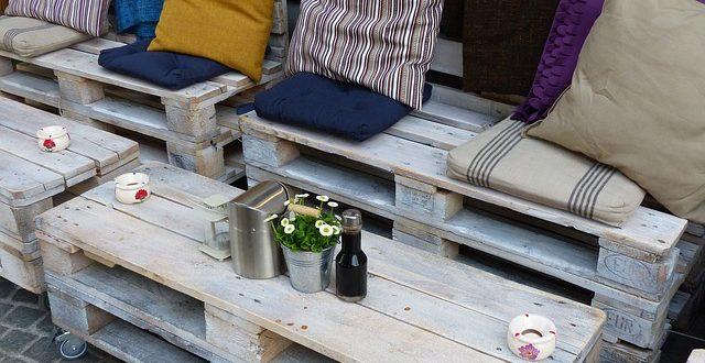 Costruire Un Tavolo Da Giardino In Legno.Poltrone Da Giardino Fai Da Te