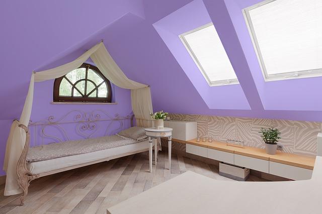 soffitto colorato