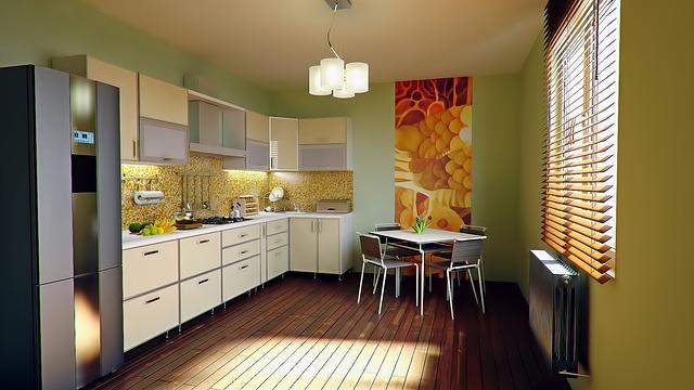 colori pareti cucina