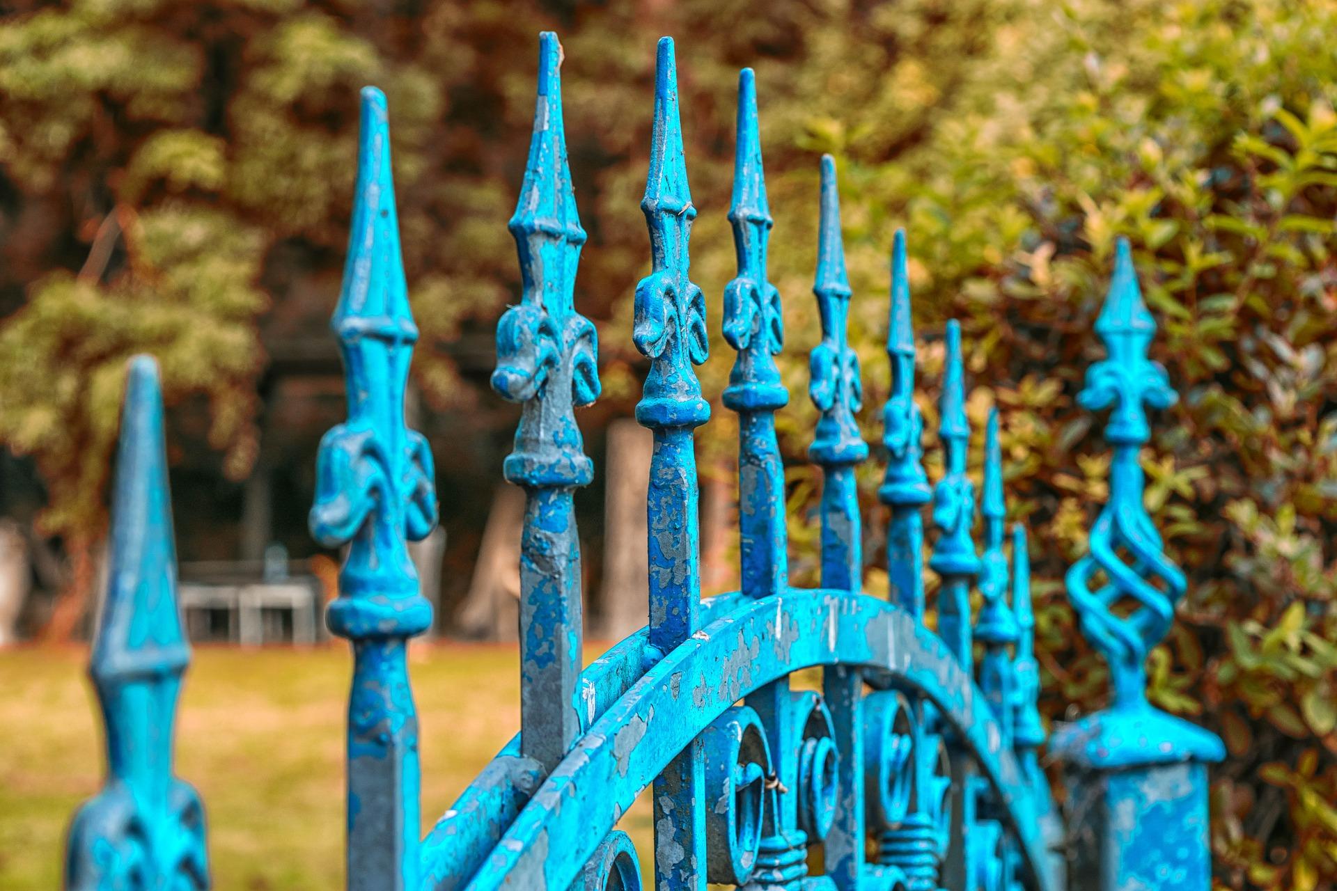 Come verniciare un cancello in ferro